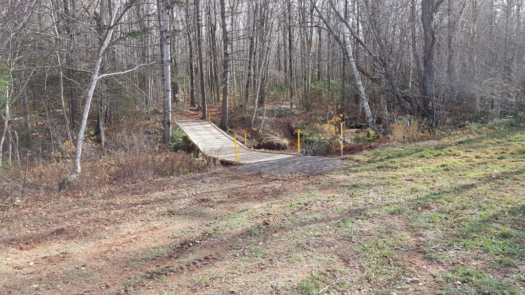 Bridge off Murray Rd